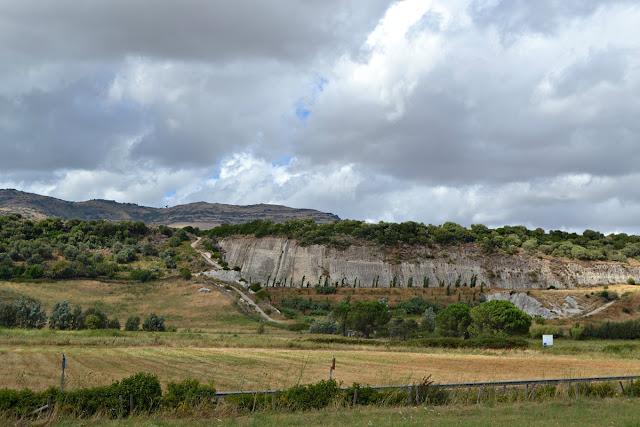 Paesaggio vicino Saccargia