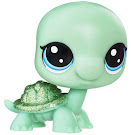 Littlest Pet Shop Series 2 Sparkle Pets Glint Gilturtle (#2-S1) Pet