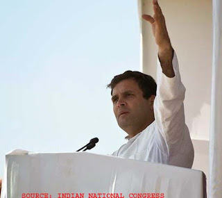 Rahul Gandhi elected Congress president, will take over reins on Dec 16