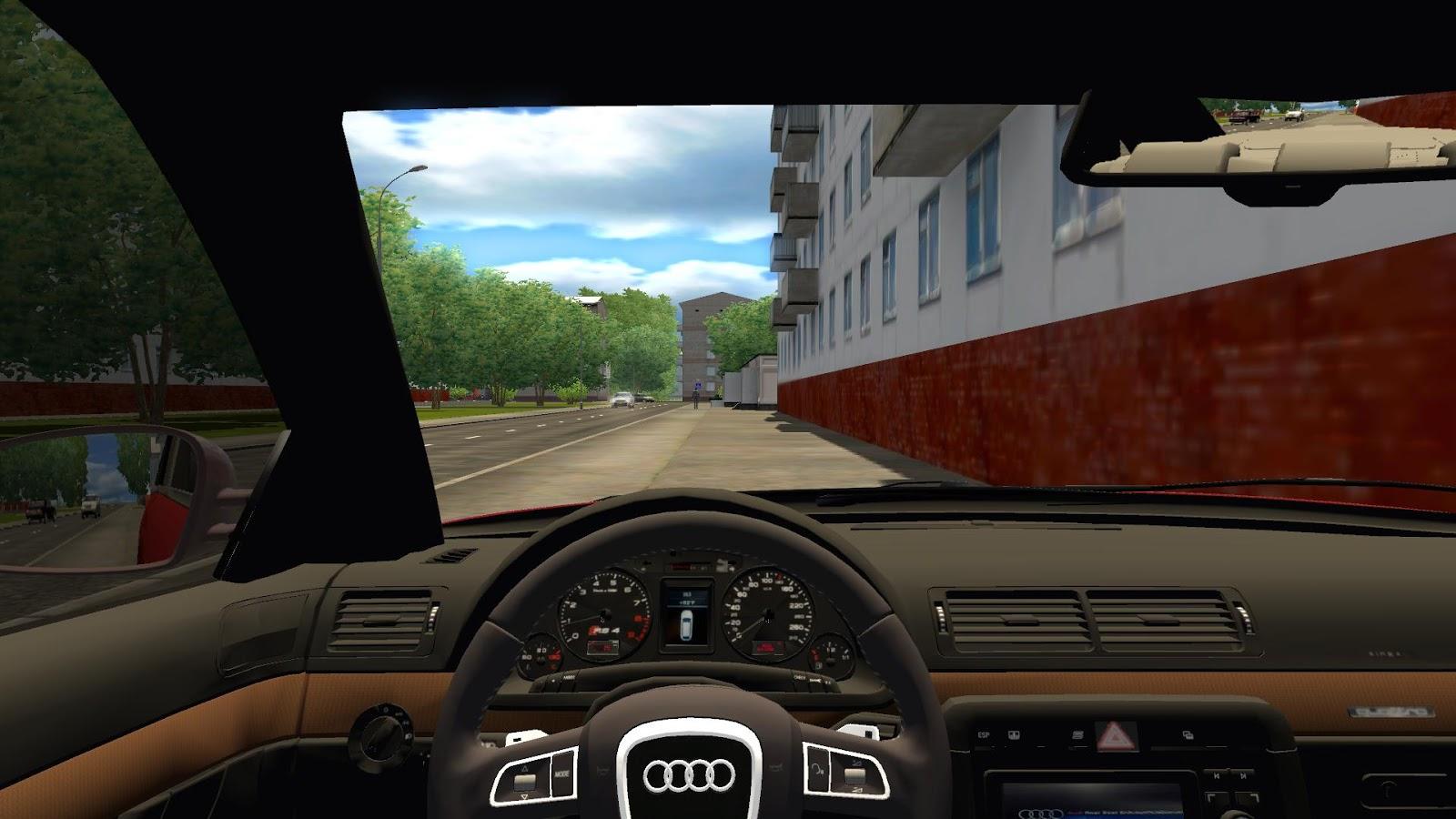 CITY DRIVING CAR VOITURE 1.2.2 POUR TÉLÉCHARGER