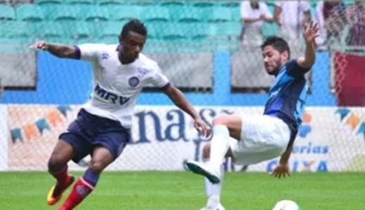 Londrina vence o Bahia na Arena Fonte Nova