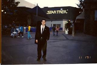 Quien ha dicho que no soy un Trekkie ? Recuerdos de Star Trek con vídeos y fotos únicos