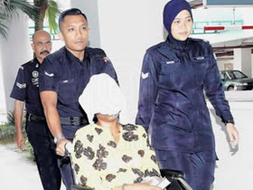 Court sentences Mother of 3 to death after caught with drugs in her Private Part