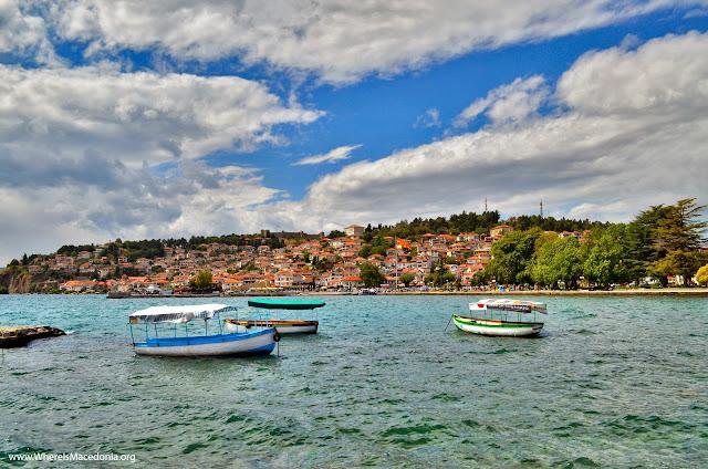 Macedonia, Ohrid Lake