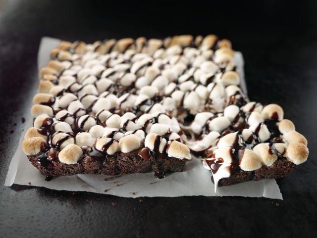 Hut Hersheys Pizza Brownie Chocolate