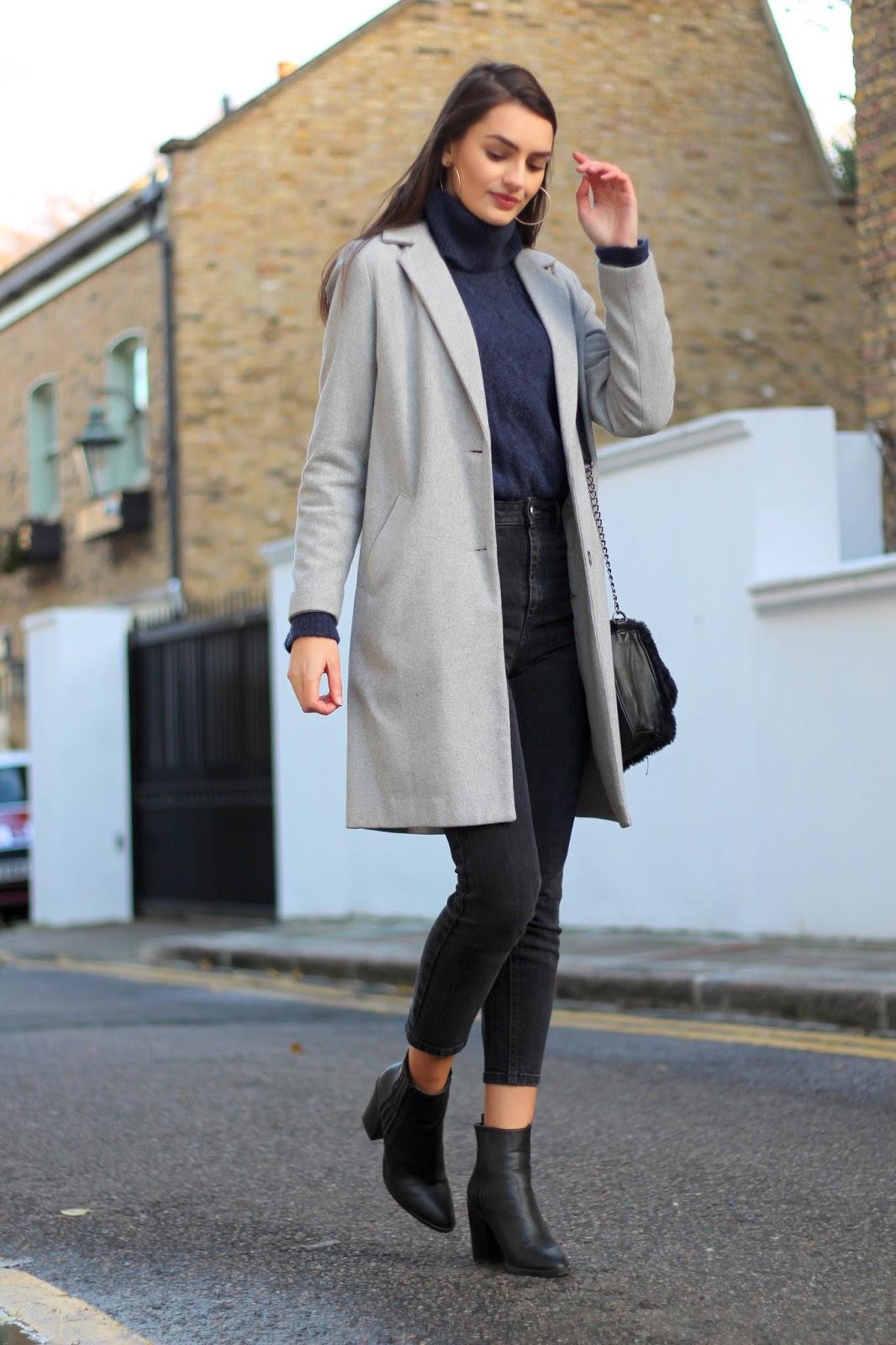 winter style peexo blogger