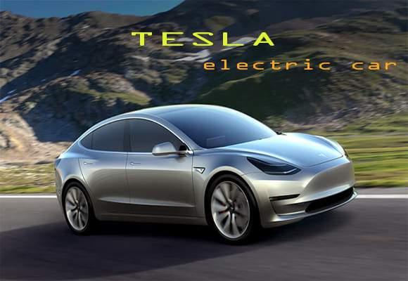 perusahaan mobil elektrik tesla