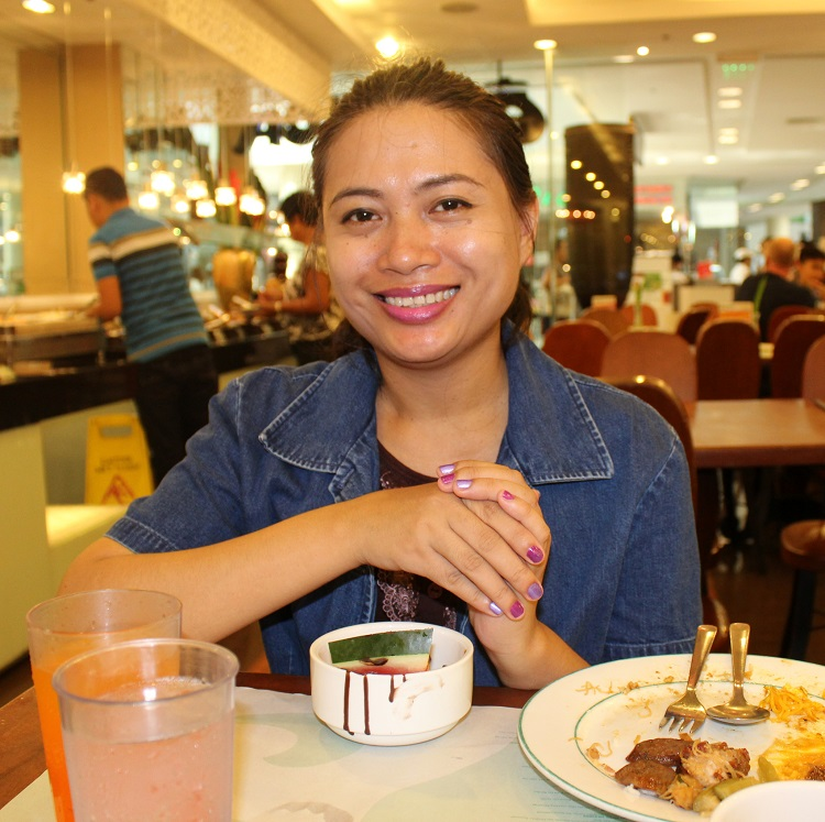 Eat All You Can At Cabalen Glorietta Makati City For Less Than Five Hundred Pesos