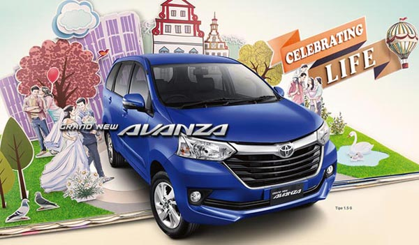 grand new toyota avanza surabaya