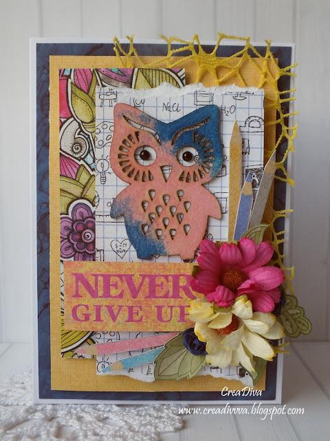 Nigdy się nie poddawaj! / Never give up!