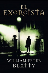 Portada de El exorcista, de William Peter Blatty