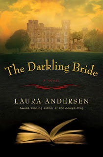 The Darkling Bride by Laura Andersen book cover