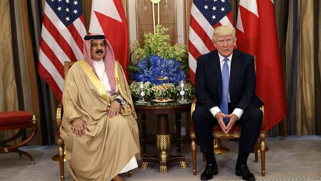 Washington Post slams US President Donald Trump's policy of promoting Arab despots