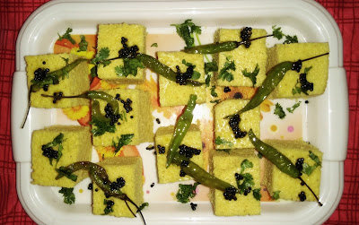 Dhokla in Microwave | Dhokla recipe | How to make Dhokla in Microwave?