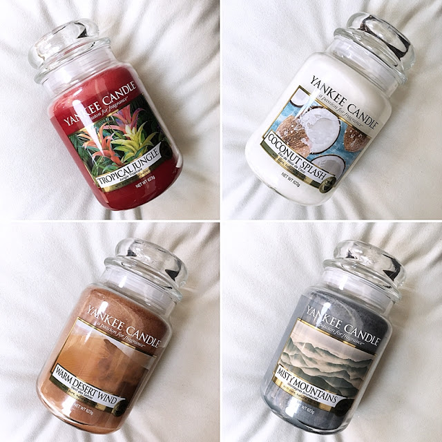 yankee candle just go q2 2018