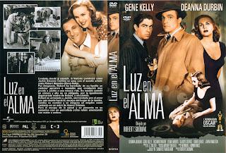 Carátula: Luz en el alma (1944) Christmas Holiday