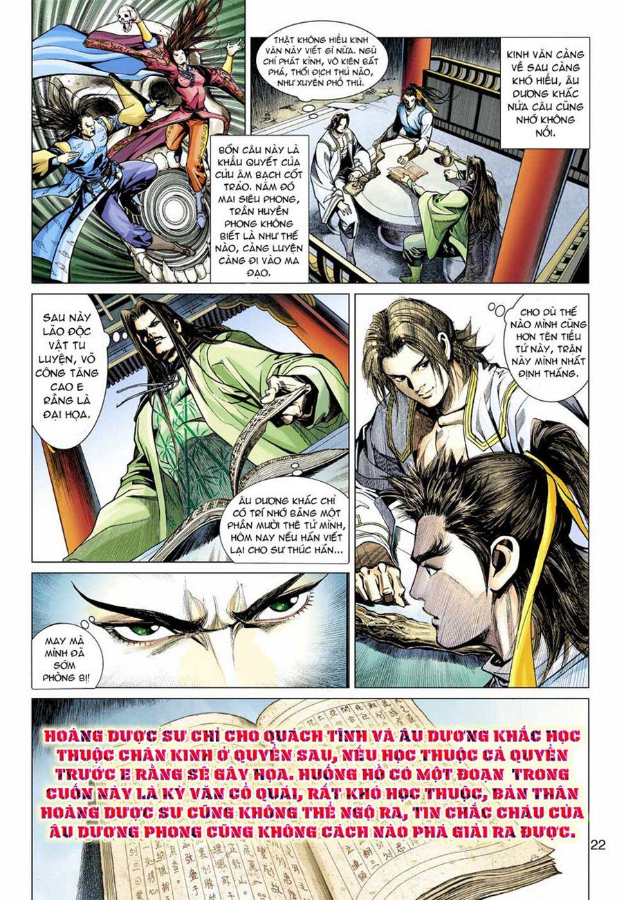 Anh Hùng Xạ Điêu anh hùng xạ đêu chap 47 trang 22