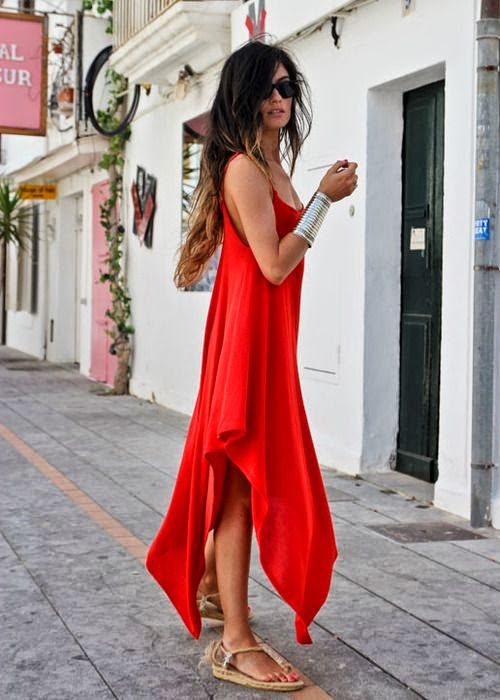 Fashionsandwich: Fashion Update : Lady In Red