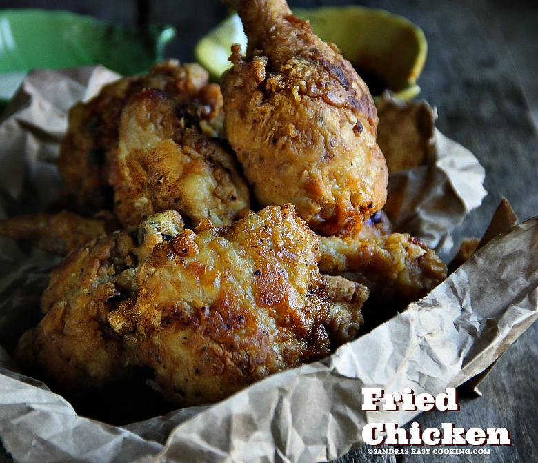 Fried Chicken #recipe #chicken #homemade