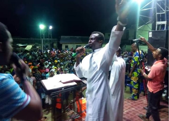 'What God Told Me About 2019 Election' – Nigerian Prophet Claims.
