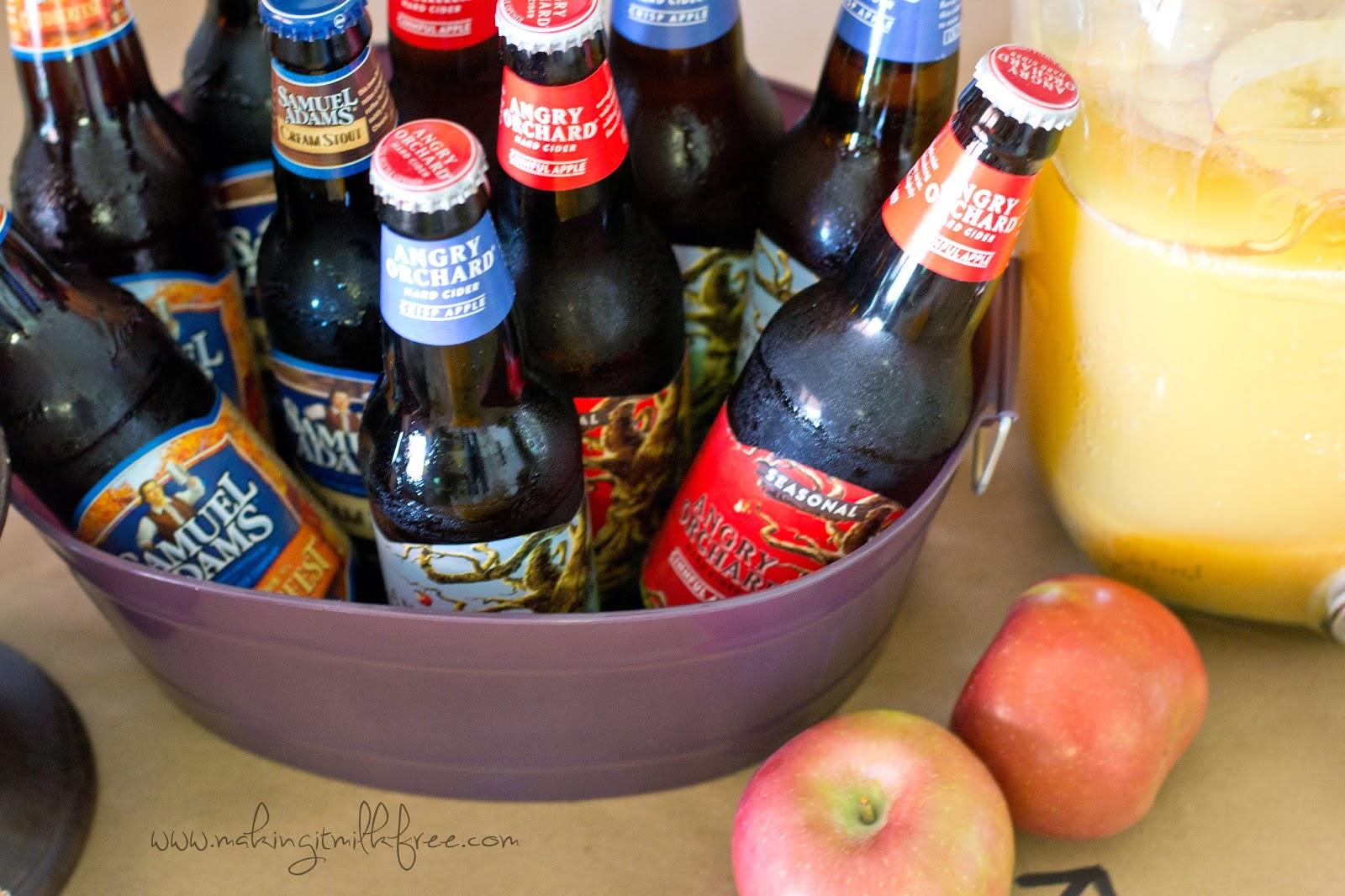 #angryorchard #hardcider #samadams #oktoberfest