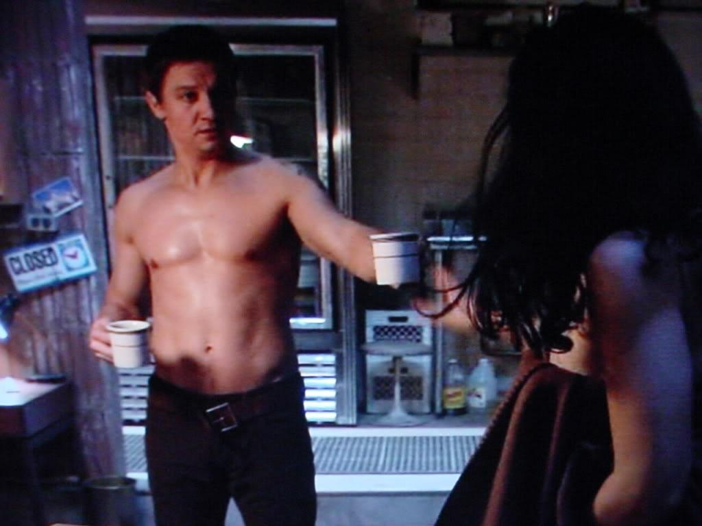 Jeremy Renner workout and diet secret   Muscle world