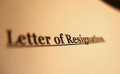Contoh Surat Rasmi Berhenti Kerja Yang Mudah