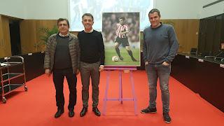 IGNACIO RIPODAS, ALFONSO ETXEBERRIA Y PABLO ORBAIZ
