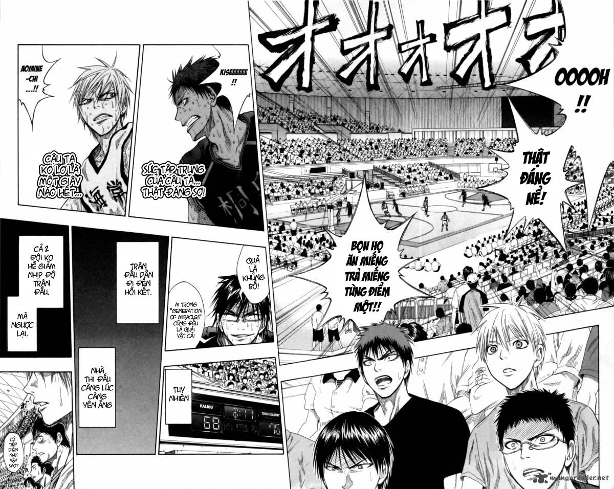 Kuroko No Basket chap 071 trang 16