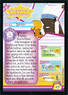My Little Pony Little Strongheart & Chief Thunderhooves Series 2 Trading Card