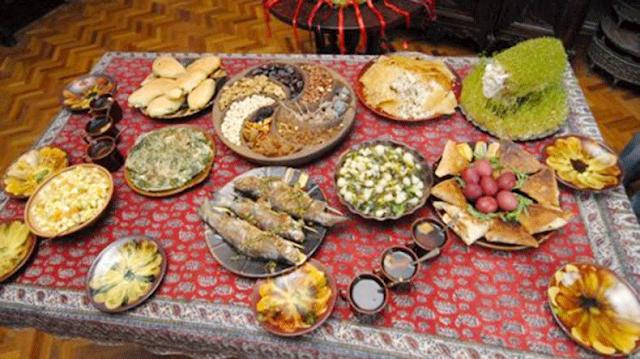 Armenia entre los cinco principales países gastronómicos del mundo