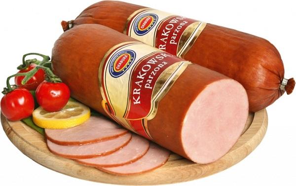 рецептура краковской колбасы основное сырье
