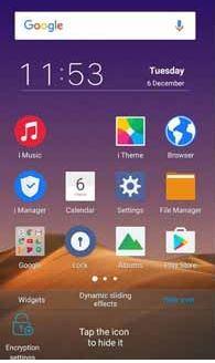 cara menyembunyikan aplikasi di ponsel Vivo