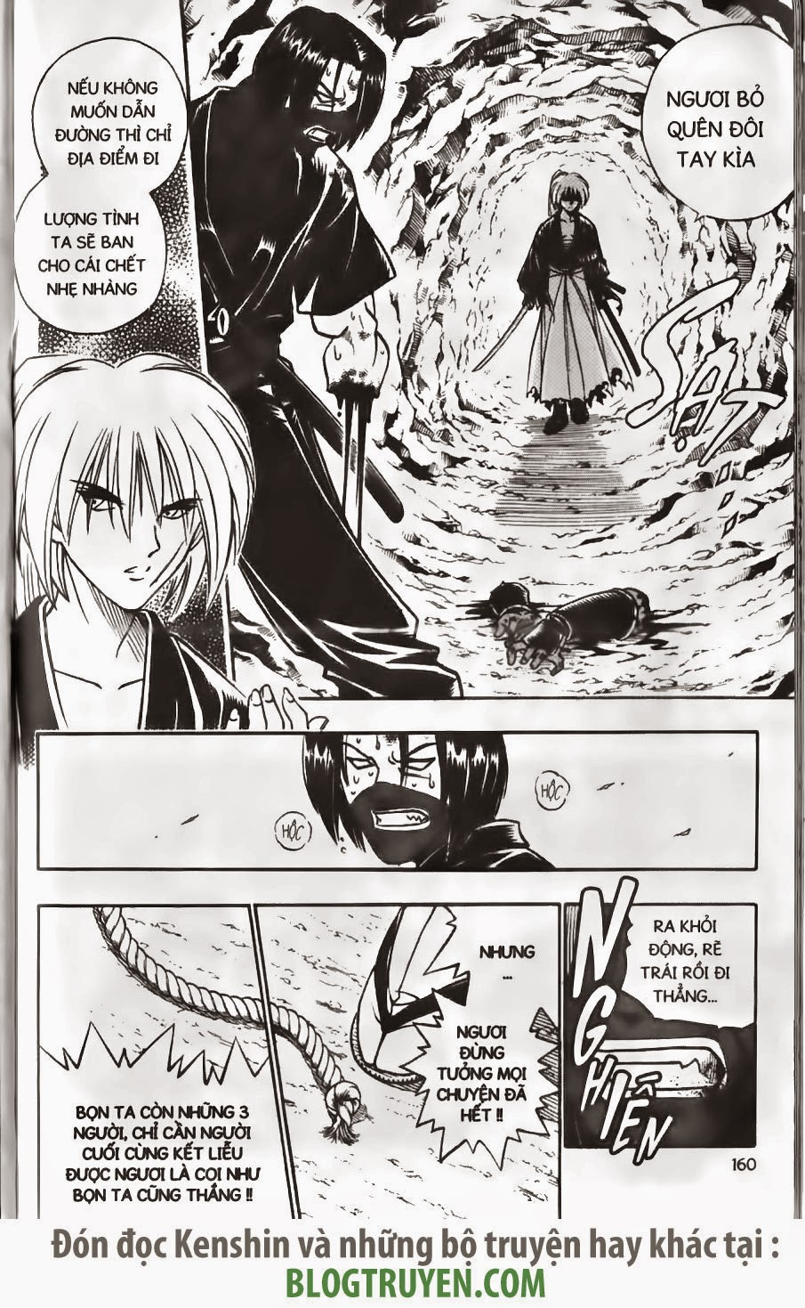 Rurouni Kenshin chap 176 trang 9