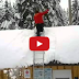 Clearing Snow Off Your Roof … Like A Boss!