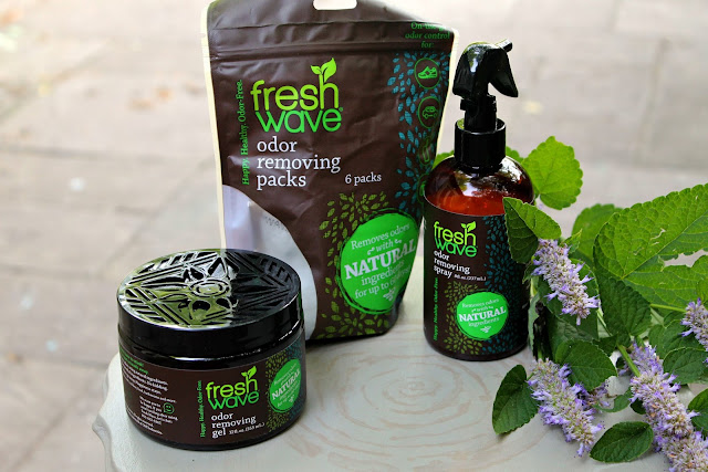 "Fresh Wave ""Natural Odor Removing"" Giveaway"