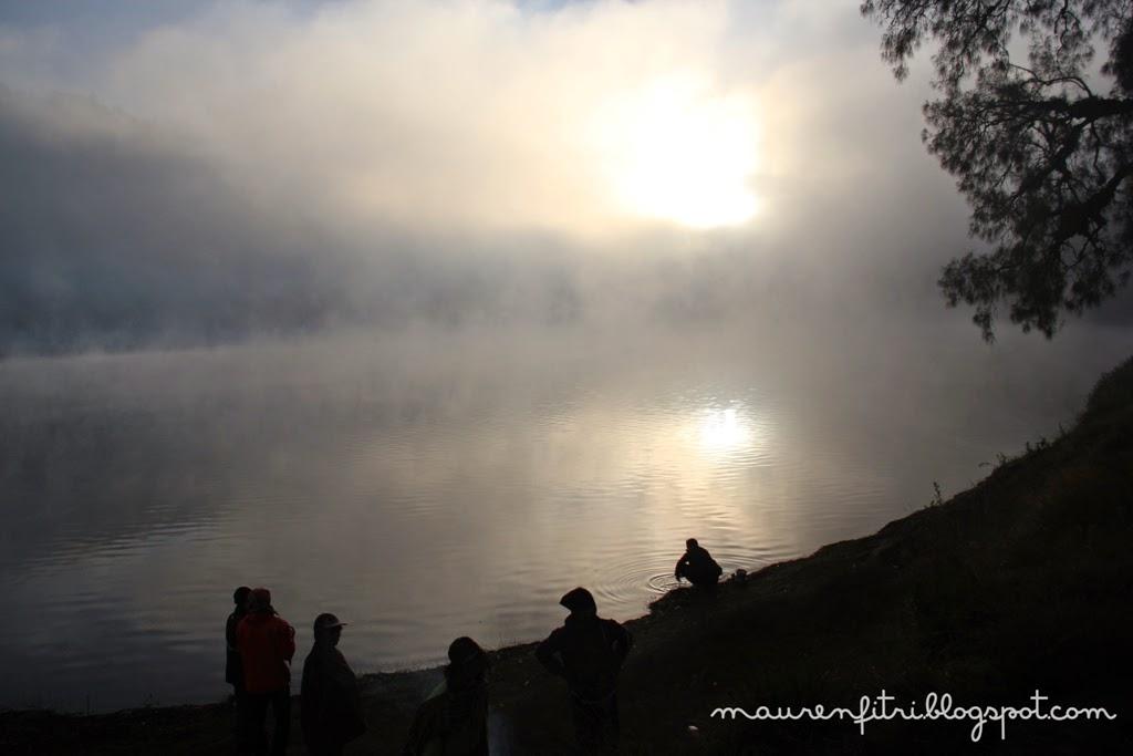Pagi di Ranu Kumbolo, Gunung Semeru