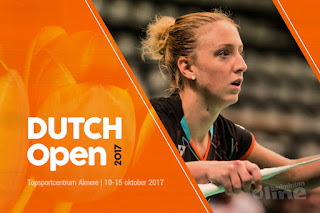 Yonex Dutch Open Grand Prix 2017