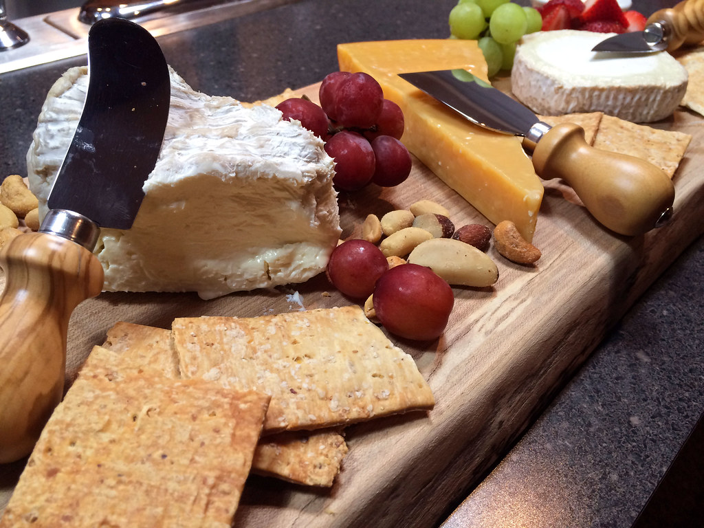 cheese board Traditional Ramadan Food