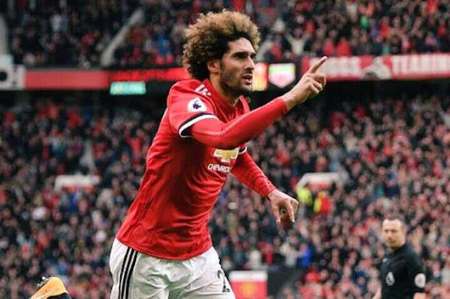 TOP STORY: Fellaini likely to move to Arsenal.