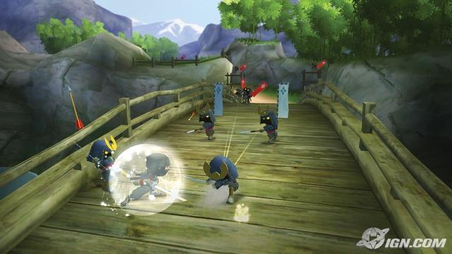 Mini Ninjas [PC Full] Español DVD9 [ISO] Descargar