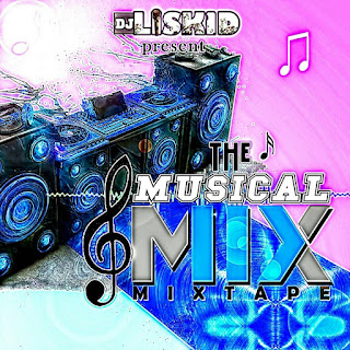 DJ Liskid Too Bahd – The Musical Mixtape