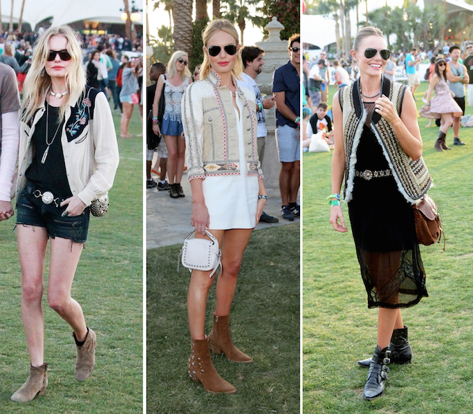 Kate Bosworth Coachella Outfits