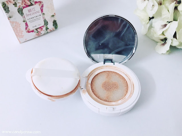 Yingjiang Beauty Products cc cream Review