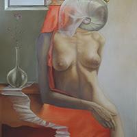 Gregorio Sabillón pintura figurativa honduras