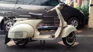 LAPAK VESPA TUA : Dijual Vespa VBB 1962 - JAKARTA