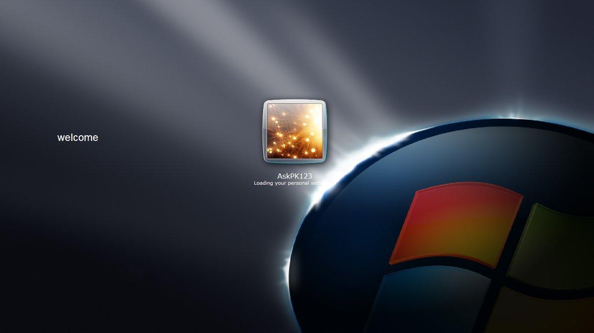 Windows Xp Fall Wallpaper Windows Xp Dark Edition V6 Power Pack Login Screen World