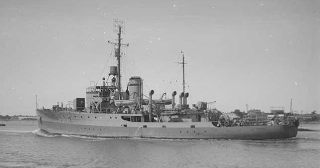 KRI Hang Tuah, Kapal Perang Pertama Yang Ditenggelamkan Pemberontak