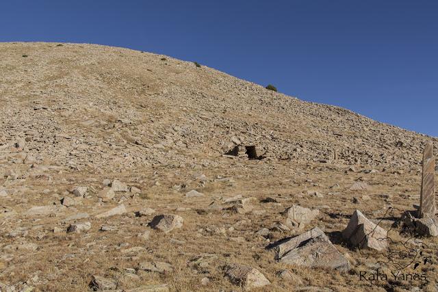Ruta: Prats de Bassibes (2.845 m.) y Bastiments (2.881 m.) (Els 100 cims)