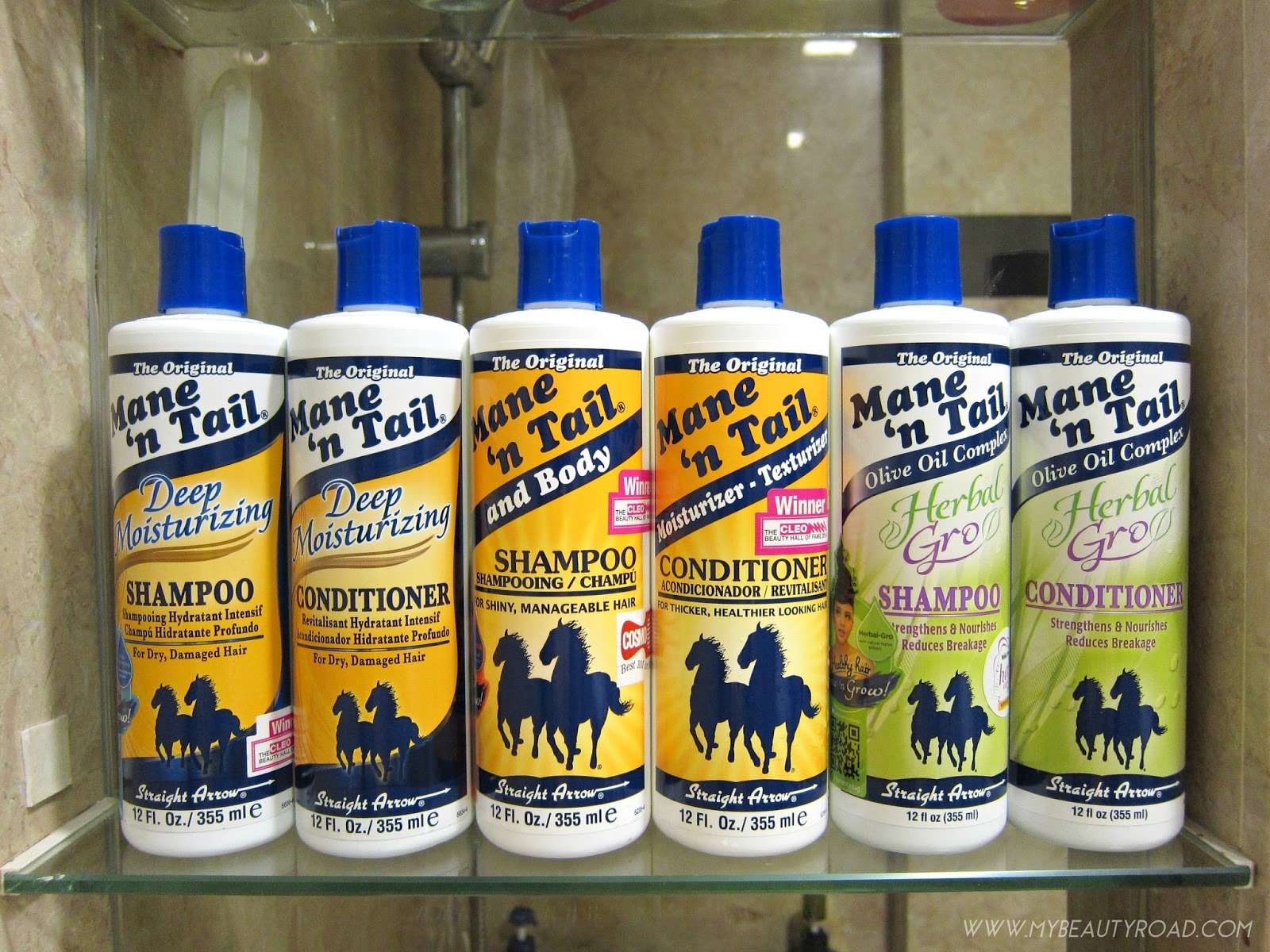My Beauty Road Singapore Blog I Use Horse Shampoo For Hair Mane N Tail Review